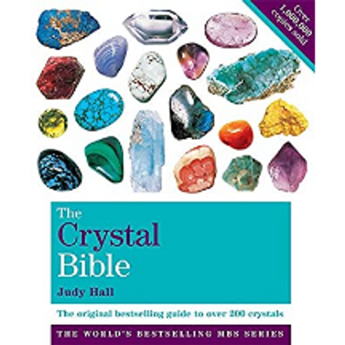 Book : The Crystal Bible (Volume 1)