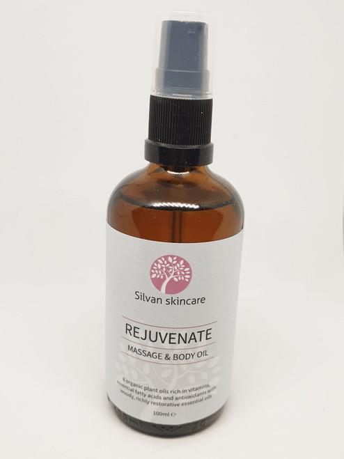 Rejuvenate Body Oil (by Silvan Skincare)