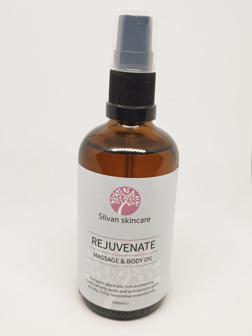 Soothe Body Oil (by Silvan Skincare)