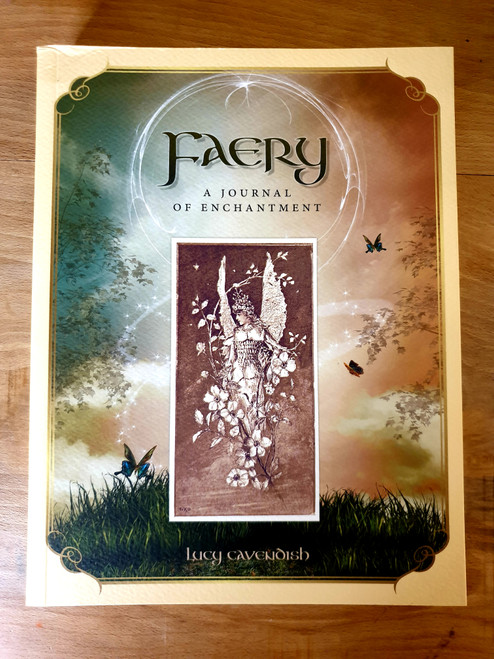 Journal - Faery : A Journey of Enchantment