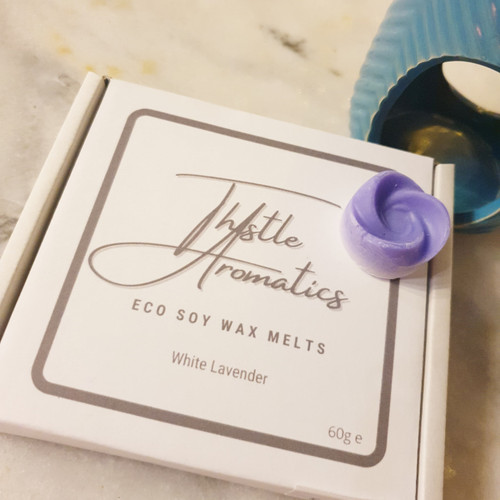 Eco Soy Wax Melts - White Lavender