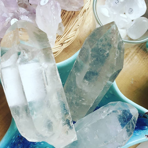 Large Quartz Points £5/ each