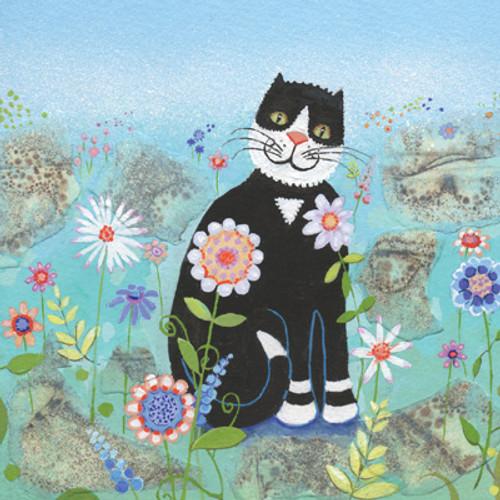 Card - Happy Cat