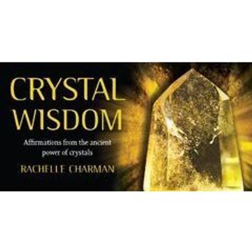 Crystal Wisdom Mini Cards