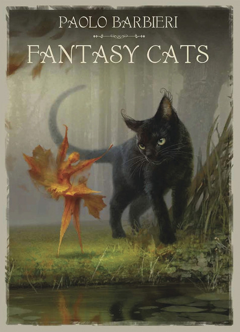 Fantasy Cats Oracle Cards