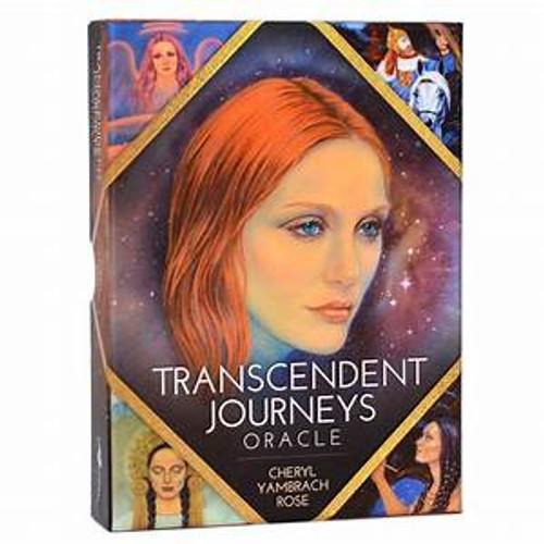 Transcendent Journeys Oracle Cards