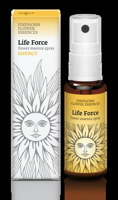 Findhorn Flower Essences Spray: Life Force