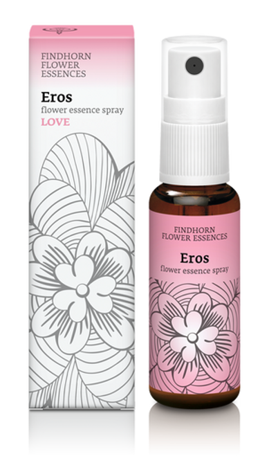 Findhorn Flower Essences Spray: Eros