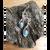 Twist Drop Turquoise Earrings