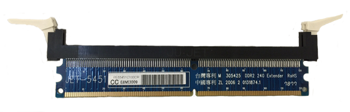 JET-5451CC (DDR2 240pin DIMM Extender)