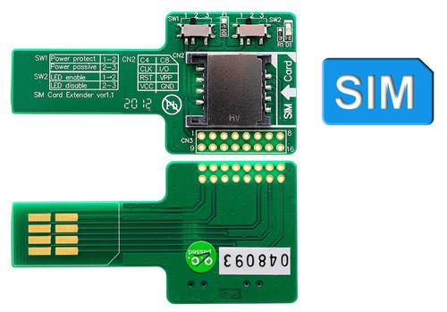S4EX - SIM Card Extender ver1.0