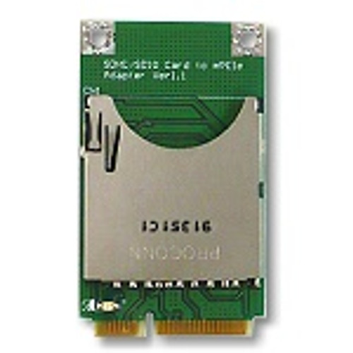 MR04R (SDHC / SDIO Card to mPCIe adapter ver1.1)