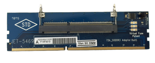 JET-5469A (72bit DDR3 SO-UDIMM Adapter)