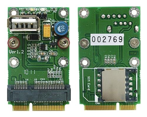 MM2U (Half to Full MiniCard adapter v1.2)