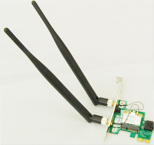 MP2H-6205 (mPCIe to PCIe adapter with Intel® Centrino® Advanced-N 6205)