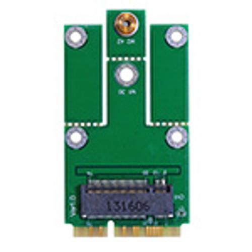 M2MU2 (M.2 (NGFF) to mini PCI-E Adapter)