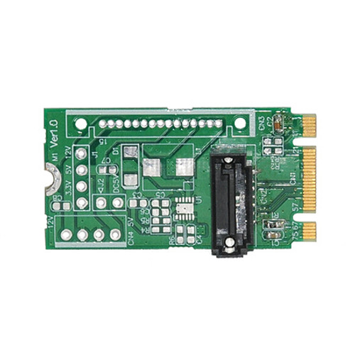 M2S-C V1.0 (SATA to M.2-Socket2-B+M-2242-SATA Adapter)