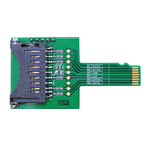 EXTF (SD to Micro SD Card Extender Board)