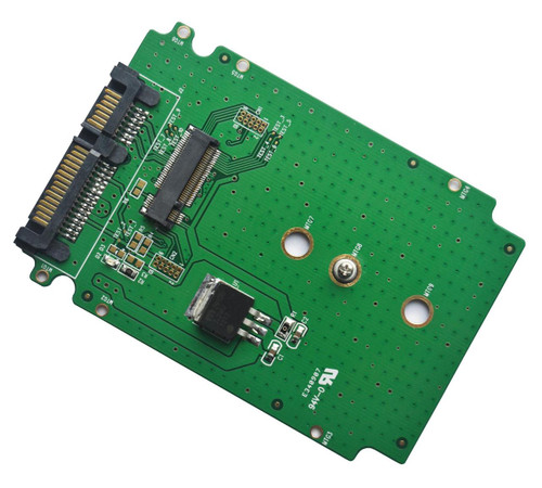 M.2 (NGFF) SSD to SATA adapter (MFM2-mSATA) - See MF-DT119