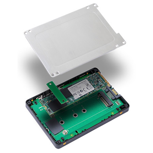SSDM2 V1.3 (M.2 SSD to SATA Adapter)