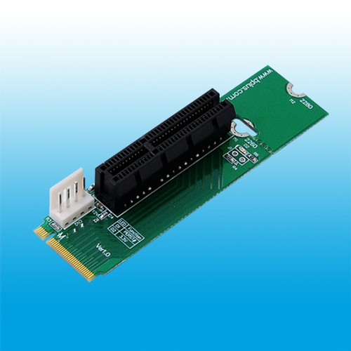 P4SM2-SM (PCIe x4 to M.2 NGFF adapter)