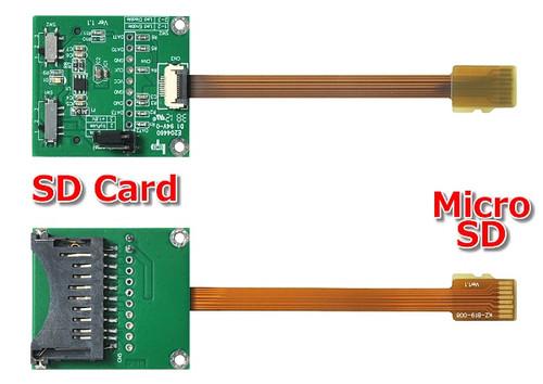 B1908B-DB19 (SD to Micro SD FPC Extender)