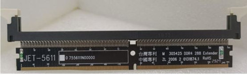 JET-5611AA - DDR4 288 Adapter (Upgraded version of JET-5601AA)