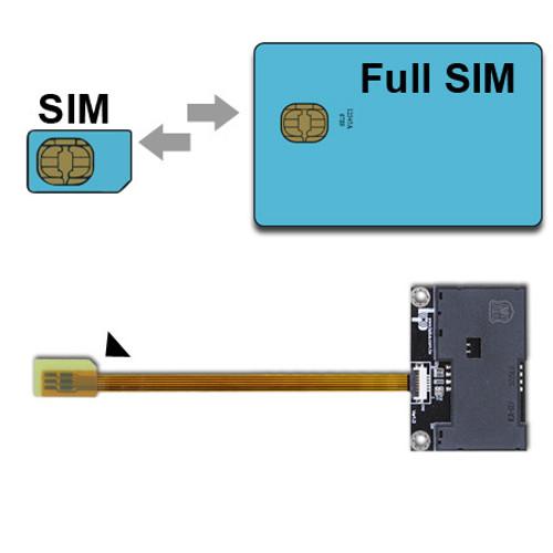 B4116A-DB32 (SIM to Full Size SIM Extender)