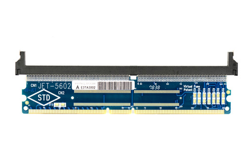 JET-5602BA (DDR4 SPD adapter using DDR3 DIMM SPD Programmer/Tester)
