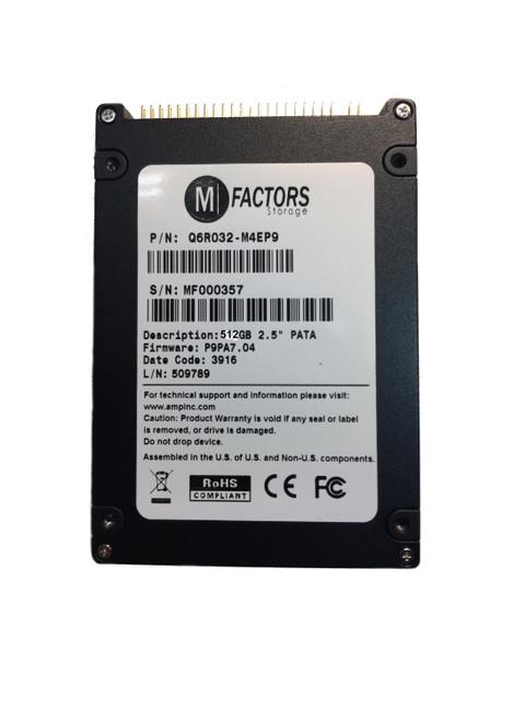 512GB - 2.5-Inch PATA IDE MLC (Toshiba NAND) SSD