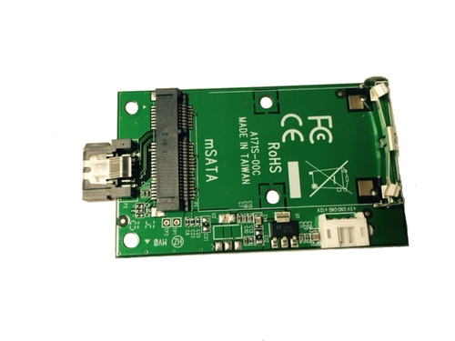 MF-171S (Latch and Retain mSATA SSD as SATA DOM (Disk on Module))