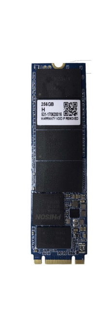 Industrial Grade NVMe PCIe M.2 2280 2TB Single-Sided
