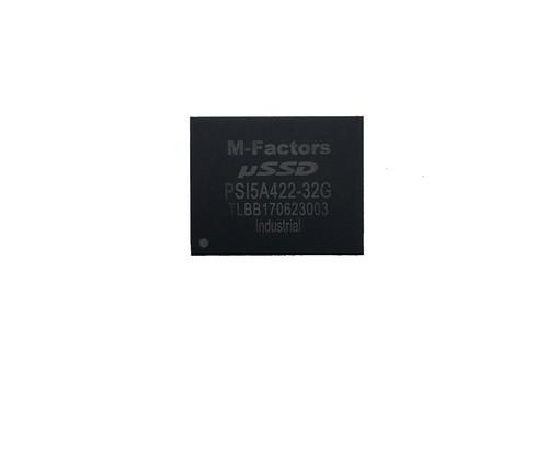 NVMe PCIe BGA (291 ball)