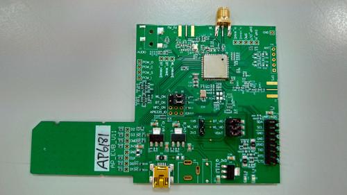 AP6181-EVB EVB board