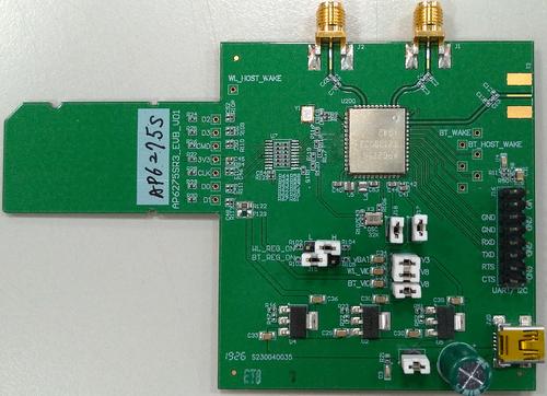 AP6275S-EVB board