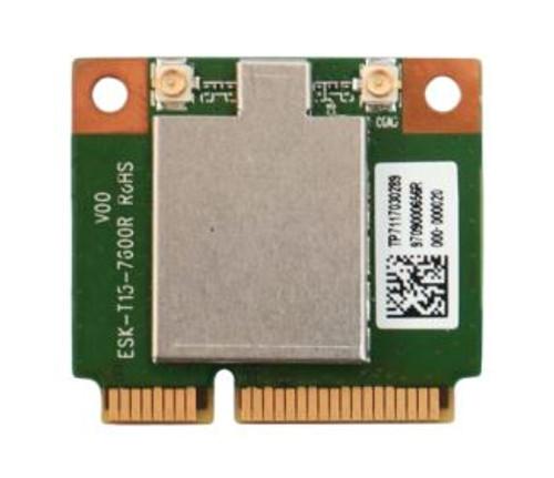 WPEQ-160ACN(BT)  802.11ac/a/b/g/n Wi-Fi Half Mini PCIe Module (WiFi 5), Qualcomm QCA9377-7, 1T1R
