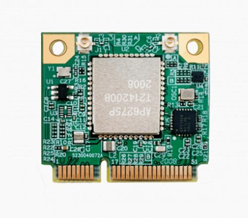 WPEB-265AXI(BT) [B18]/[R18] 802.11ax/ac/a/b/g/n Industrial Grade, WiFi+Bluetooth 5.0 Combo, Half mini PCIe Module(WiFi 6), 2T2R