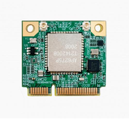 WPEB-265AXI(BT) [B33]/[R33] 802.11ax/ac/a/b/g/n Industrial Grade, WiFi+Bluetooth 5.0 Combo, Half mini PCIe Module(WiFi 6), 2T2R