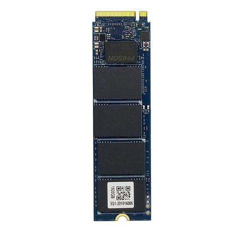 M.2 PCIe NVMe 2280 Gen3x4 DRAM-less Industrial Grade