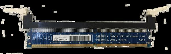 JET-5451CC (DDR2 240pin DIMM Extender)