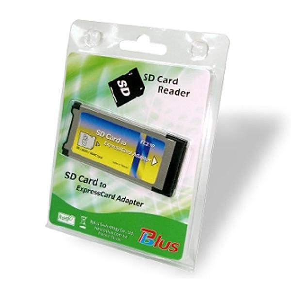 EC230 (SD / SDHC / SDIO Card Reader)