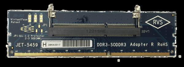 JET-5459 DDR3-SODDR3 Adapter RVS