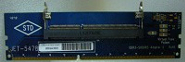 JET-5478 (DDR3 204pin SODIMM Adapter  - 1600Mhz)