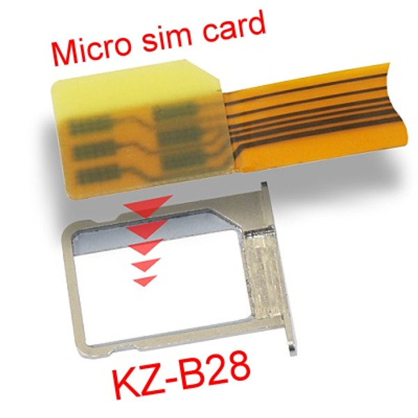 CT12 (Micro SIM Bracket)