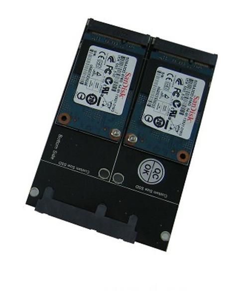 VM-R2021D (SATAII to mSATA RAID Card in 2.5 Inches SSD Housing)