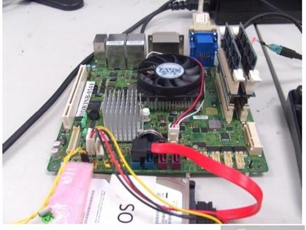 JET-5490 - NEW (DDR3 SODIMM Extender for All-in-One board, Mini Board Testing)