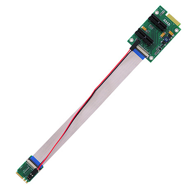 P11S-P11F (M.2 NGFF to PCI-E Exender Board)