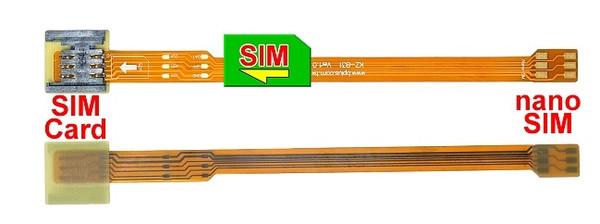 B3114A (Nano SIM to SIM Card Extender)