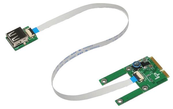 P34SF-USB (USB to MiniCard Extender)