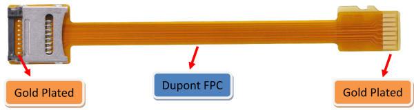 B1809A (MicroSD FPC Extender)